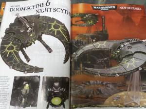 new necron doom scythe night scythe