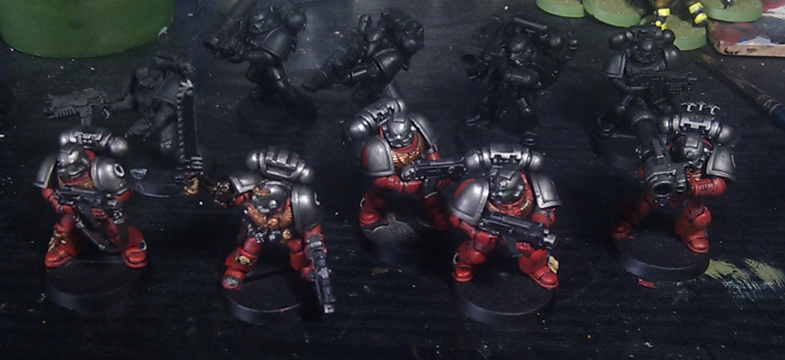 Iron Hearts Space Marines