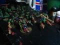 Ork Kill Team with Mek and Lootas